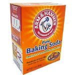 Large Arm & Hammer Baking Soda (454g, 16oz)